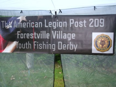 2015/05/30, 1st Annual Fishing Derby