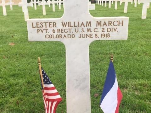 Namesake - Lester March