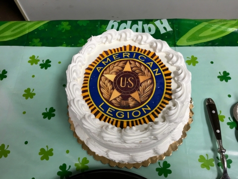 99th Anniversary Celebration and St. Patricks's Day Dinner 2018
