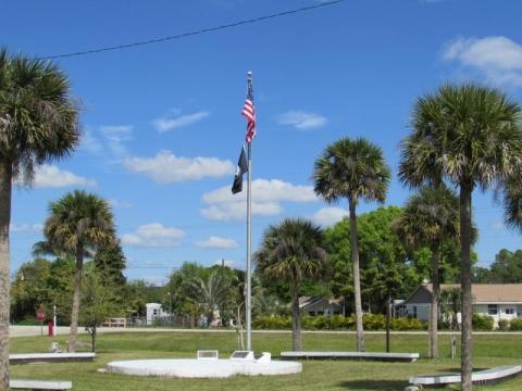 Front Memorial