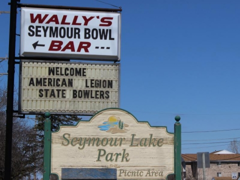 Wisconsin American Legion State Bowling Tournament in Seymour, WI