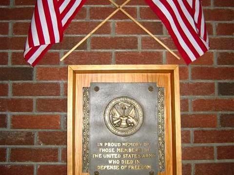 Valhalla American Legion Adolph Pfister Post 1038
