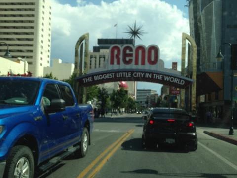 Reno Convention 2017