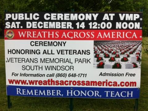 Wreaths Across America - 2013