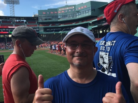 Sons of the Legion member completes Run to Home Base