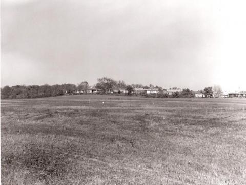 Ground breaking October 16,1960