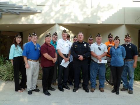 Leon Valley City Council Participation.