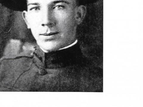 2nd Lt. Cedric Harris