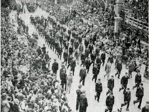 1940 Boston National Convention Parade