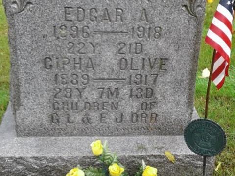 Edgar A. Orr