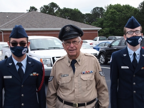 CCVMP Memorial Day Ceremony