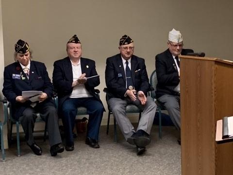 Veteran Appreciation Event at Gig Harbor Court