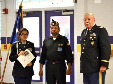 Jr. ROTC Awards