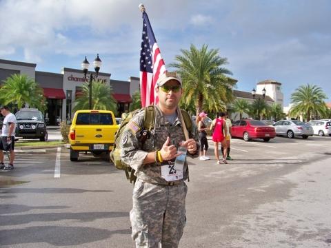 Saluting Veterans 5K Run/Walk