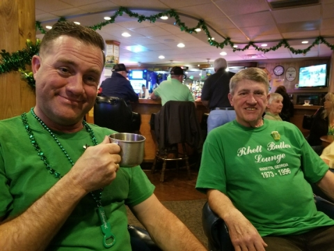 St. Patrick's Day Party  03-17-2018