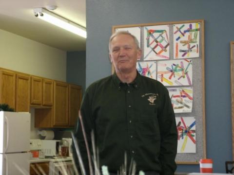 Elk Mountain School Veterans Day Program