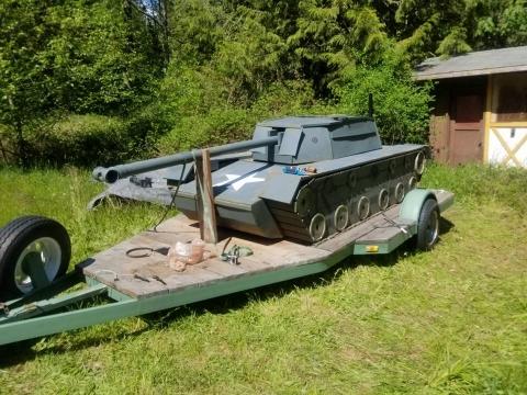 Post 236 Tank get rewired