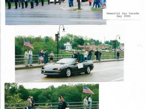 Memorial Day Parade 2000