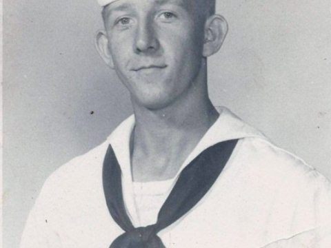 Herbert A. Sommerville U.S. Navy 1957