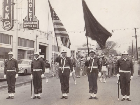 Hunt County Honor Guard