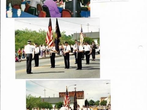 memorial day Parade 1997