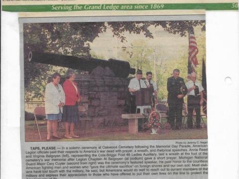 Memorial Day Parade 1999