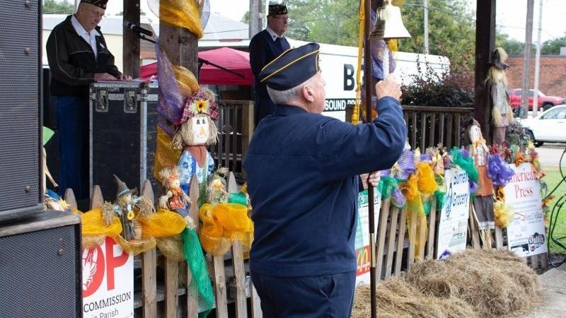 Post 19, Department of Louisiana, conducts centennial celebration