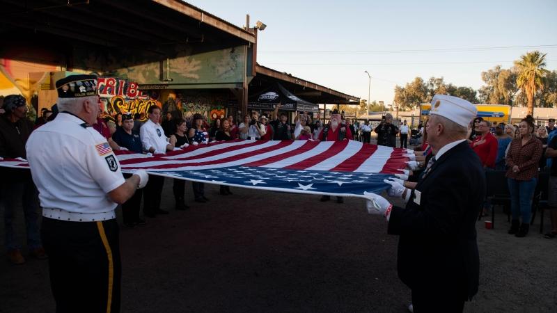 Arizona centennial celebration a tribute to organization and its forefathers