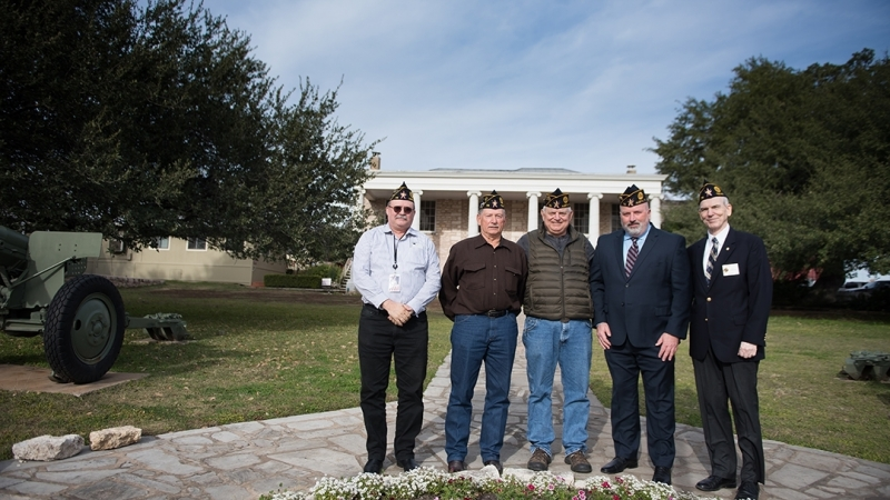 Historic post connects with community, younger veterans