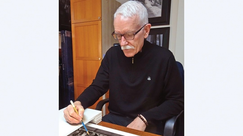 Coin countdown: Meet Richard Masters, American Legion commemorative coin artist