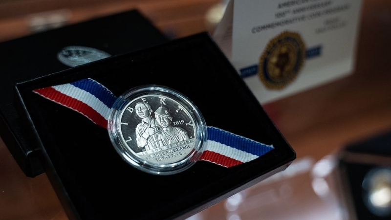 7 things to know about the Legion centennial coins