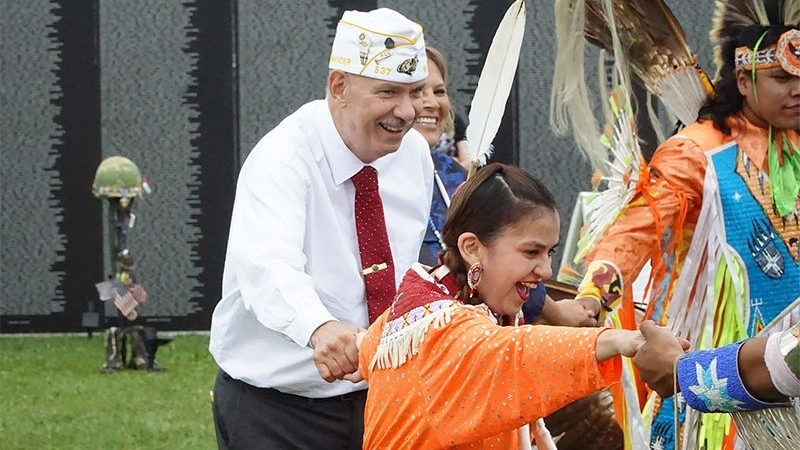 Celebration of Freedom with the Wisconsin American Legion