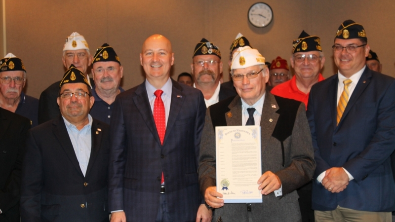 'Year of The American Legion'