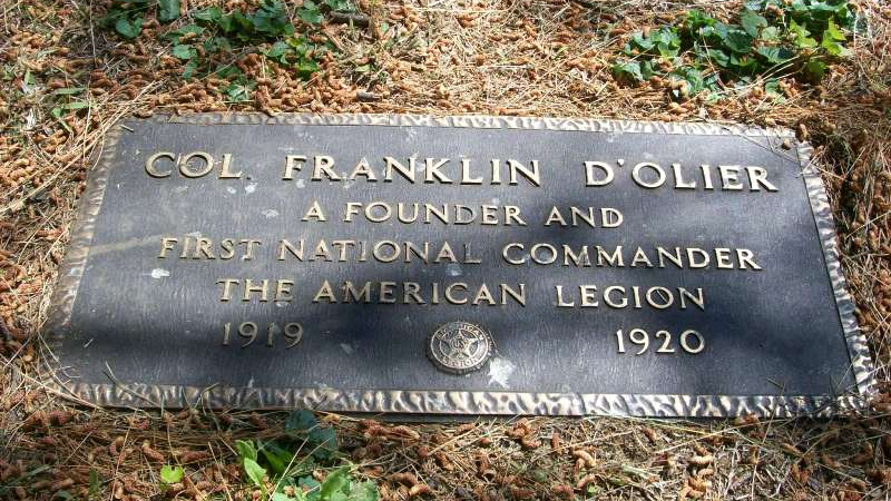 Bells of Peace and Franklin D'Olier