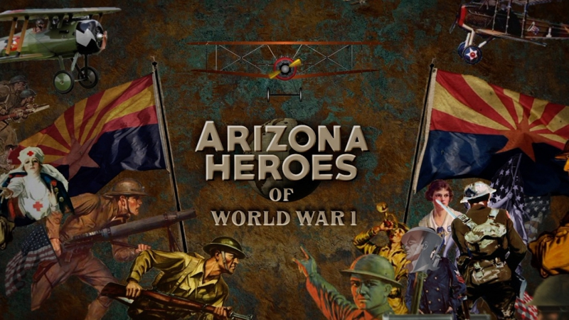 Department Spotlight: Arizona uses World War I documentary to drive publicity, membership