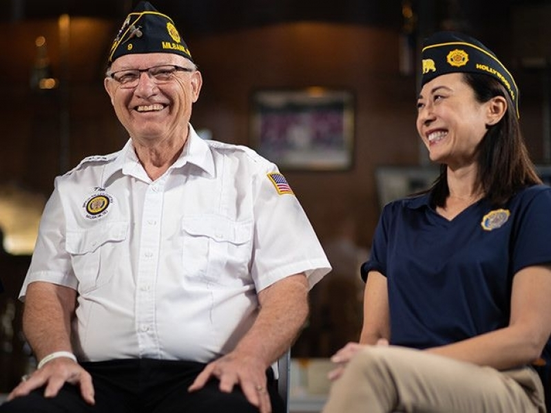 American Legion Documentary Episode 5 now available