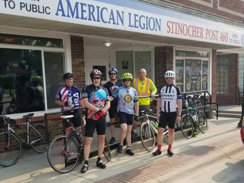Cycling through the centennial celebration