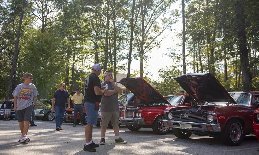 Community projects fuel North Carolina post's membership surge
