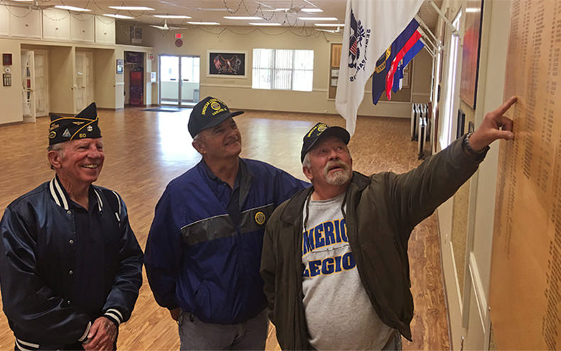 Centennial post revitalized and energized for second century