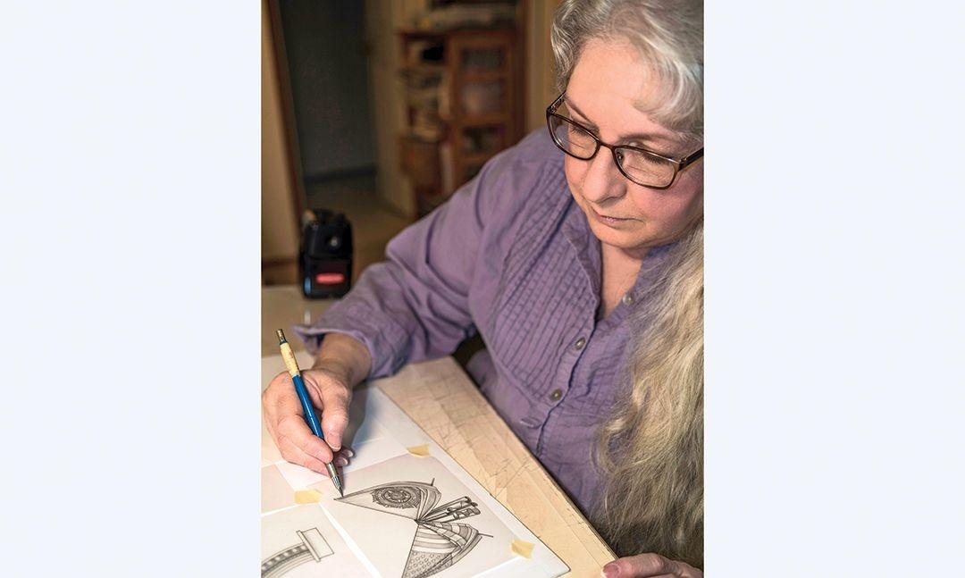 Coin countdown: Meet Patricia Lucas-Morris, American Legion commemorative coin artist