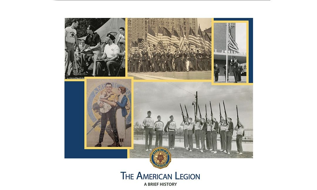 Brief History of The American Legion booklet available