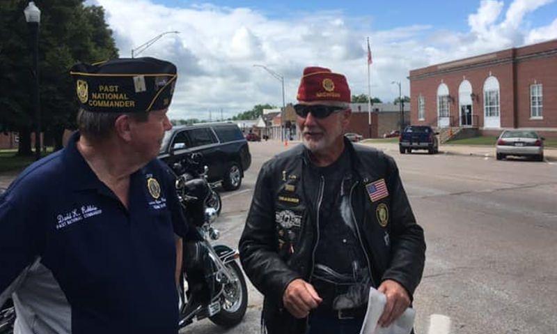 Centennial Ride: Team Legacy, Day 3