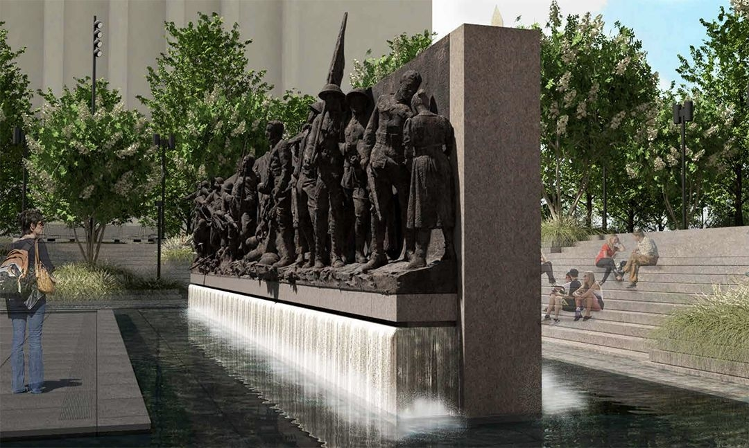 National WWI memorial gets final CFA nod
