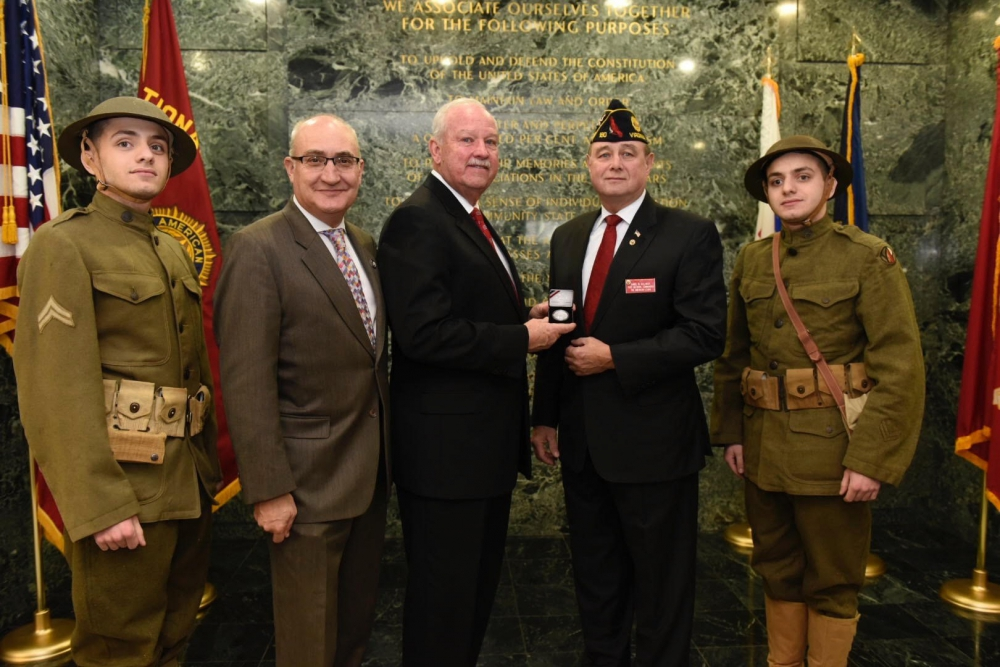 U.S. Mint opens sales for World War I centennial coin