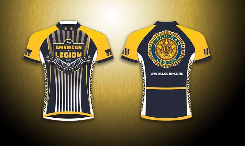 Iowa Legion to ride RAGBRAI wave