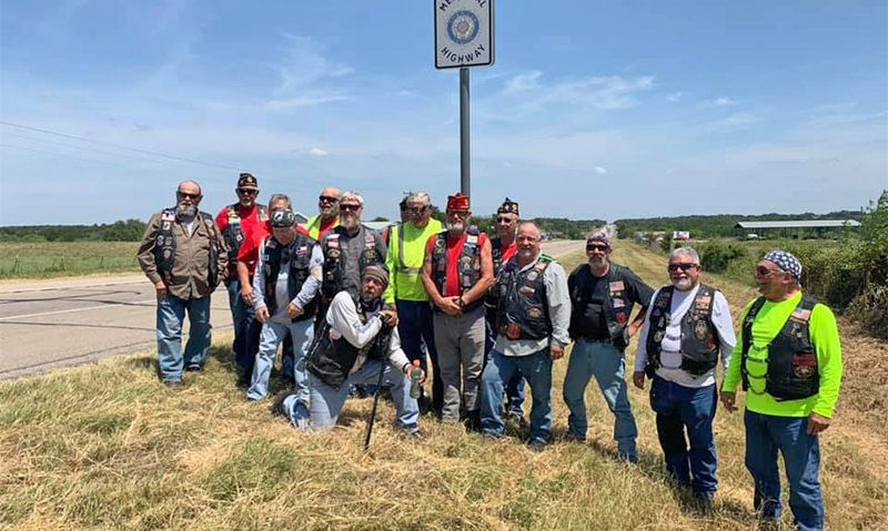 Centennial Ride: Team Vision Day 3