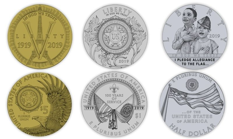 Order your centennial coin in time for Christmas gifting